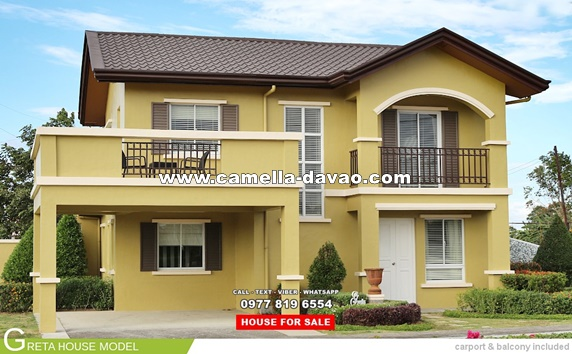 Camella Davao House and Lot for Sale in Davao Philippines