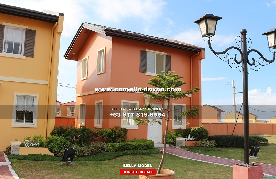 Bella House for Sale in Davao
