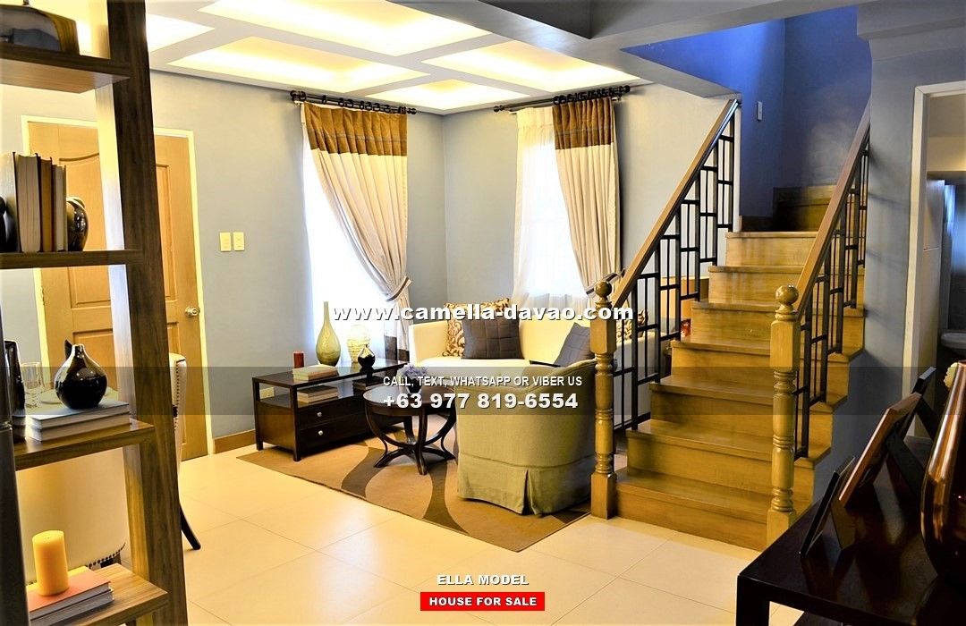Ella House For Sale In Davao City Camella Davao