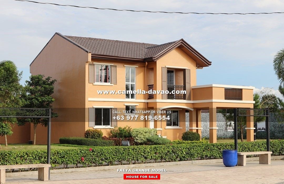 Freya House for Sale in Davao