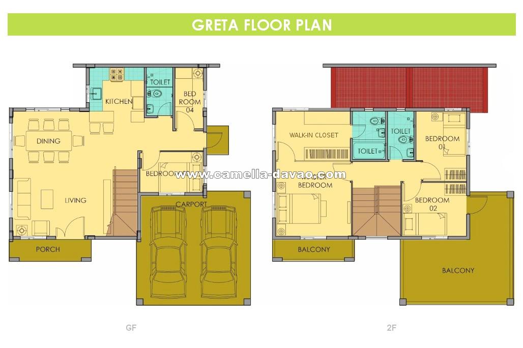 Greta  House for Sale in Davao