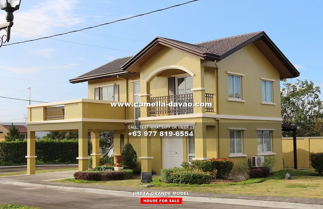 Greta House for Sale in Davao