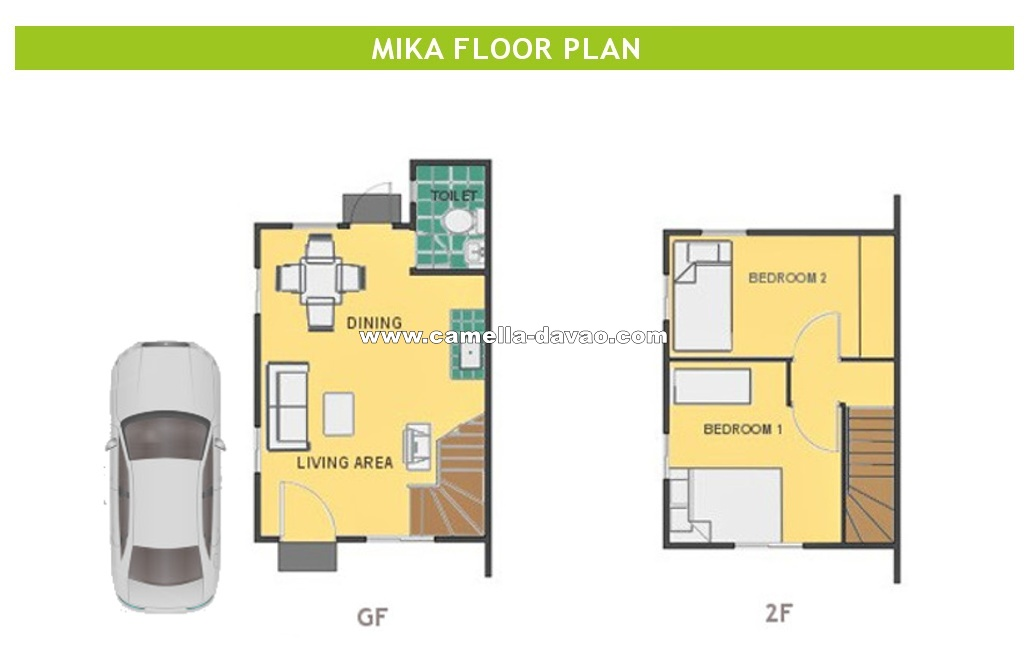 Mika  House for Sale in Davao