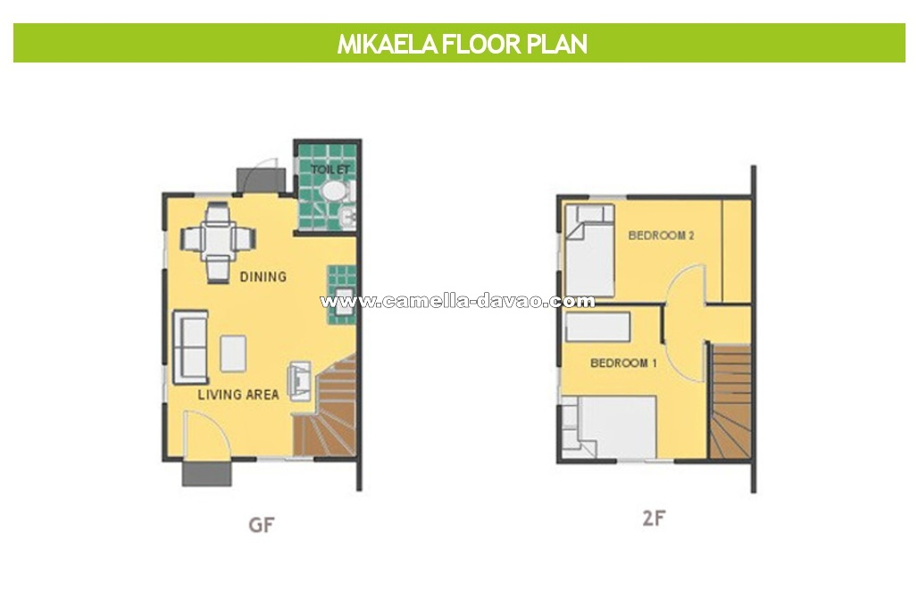 Mikaela  House for Sale in Davao