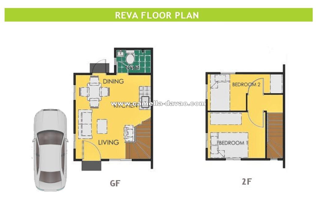 Reva  House for Sale in Davao