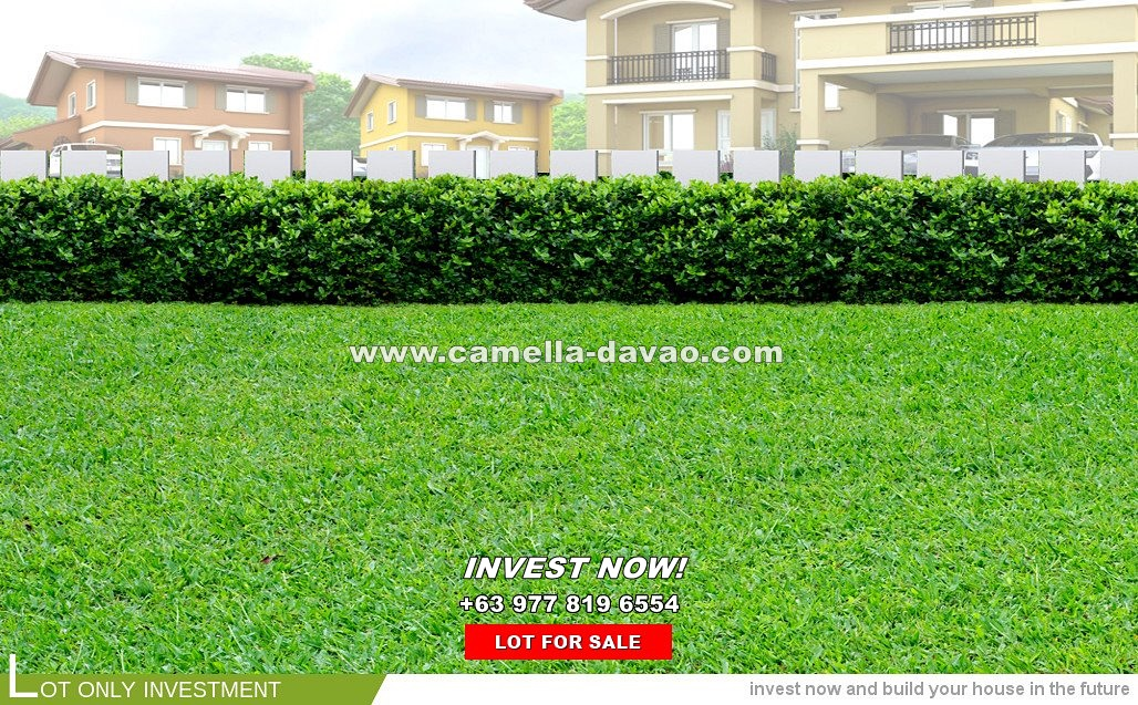 Lot House for Sale in Davao