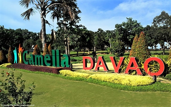 Camella Davao Location and Amenities