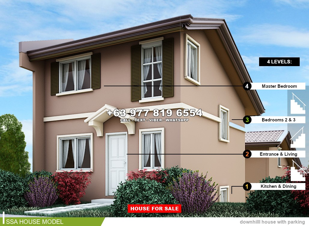 Issa House for Sale in Davao
