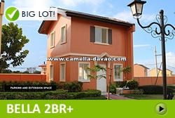 Bella House and Lot for Sale in Davao Philippines
