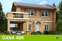 Dana House and Lot for Sale in Davao Philippines
