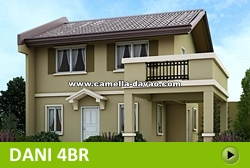Dani House and Lot for Sale in Davao Philippines