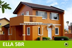 Ella House and Lot for Sale in Davao Philippines