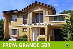 Freya House and Lot for Sale in Davao Philippines