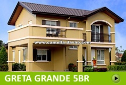 Greta House and Lot for Sale in Davao Philippines