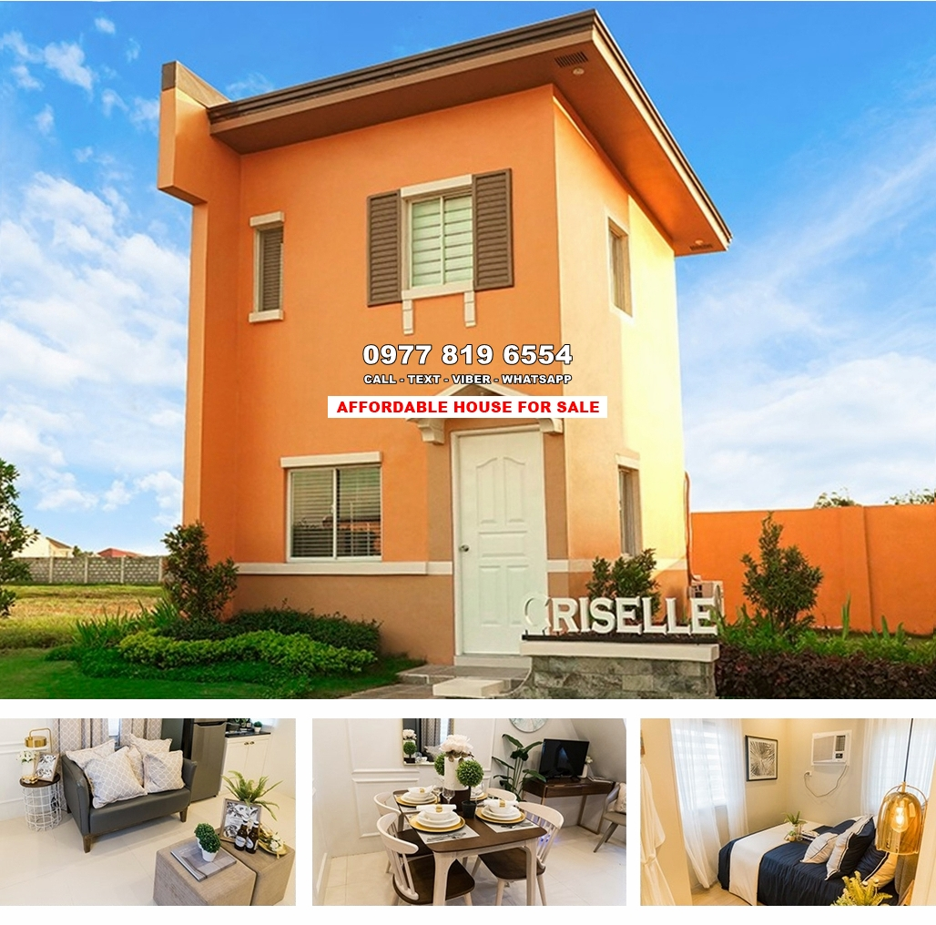 Criselle House for Sale in Davao