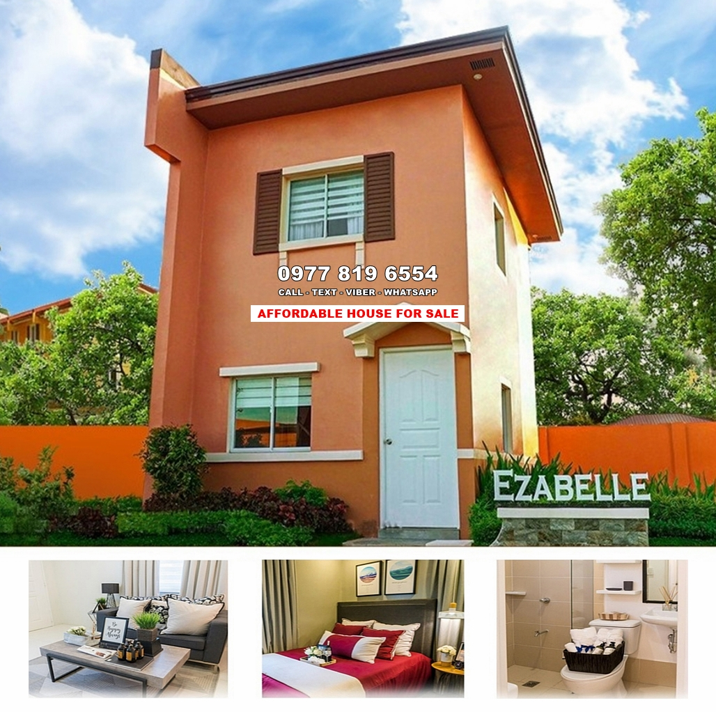 Ezabelle House for Sale in Davao