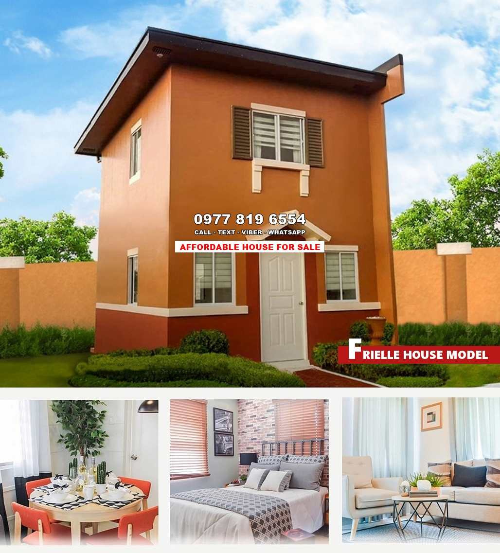 Frielle House for Sale in Davao