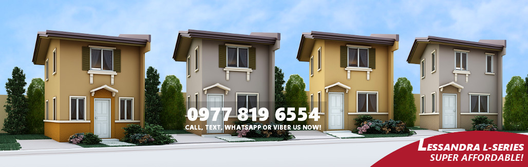 Lesandra L-Series Enclave - House for Sale in Davao
