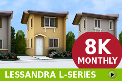 Lessandra Affordable Houses in Camella Davao
