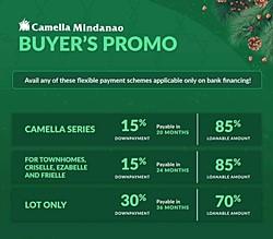 Camella Davao News