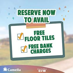Promo for Camella Davao.